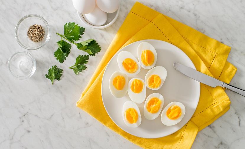 Les œufs Cuits Durs Lesoeufs Ca