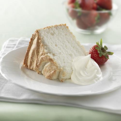 Recipes - Angel Food Cake » Eggs.ca