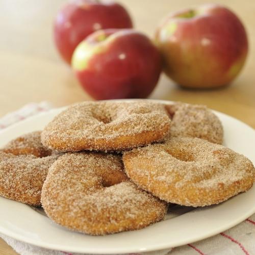 Recettes beignets aux pommes et la cannelle - La ferme aux beignets ...
