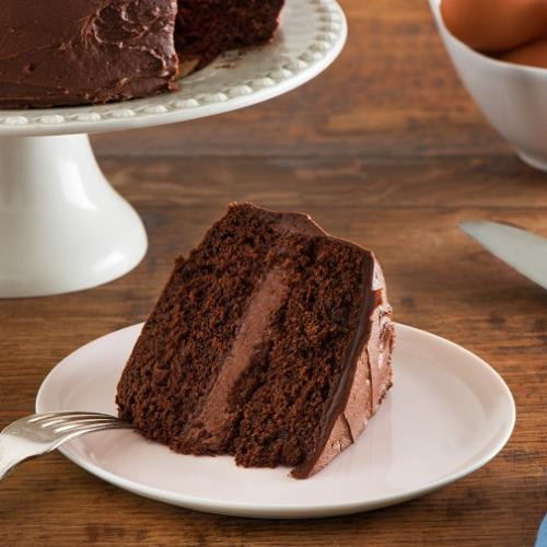 Chocolate Expresso Layer Cake
