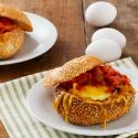 Baked Egg Bread Bowls CMS